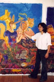 Alfred Klinkan, August 1983
