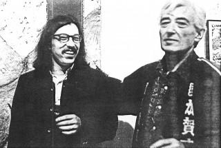 Alfred Klinkan und Jan Cox